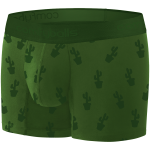 Mens Comfyballs Luxury Wood Boxer