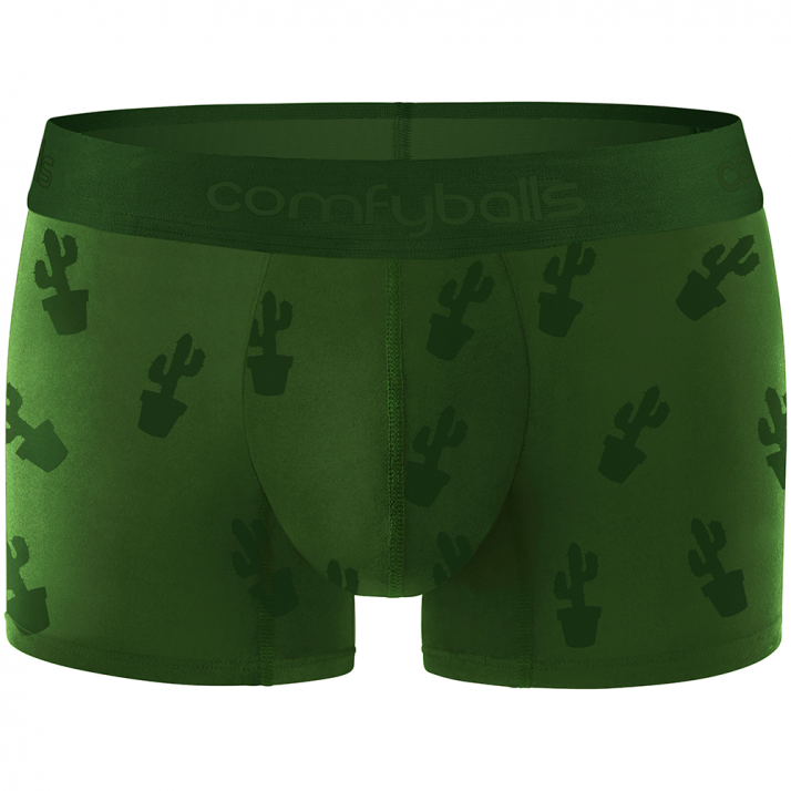Mens Luxury Comfyballs boxer