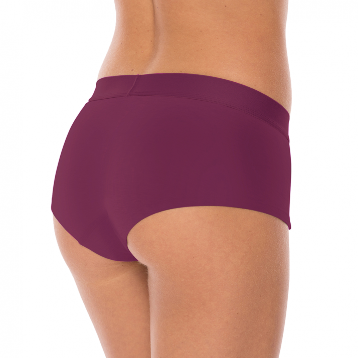 Comfy Womens Hipster Wood Purple