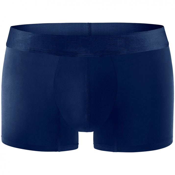 Comfyballs Cotton Regular Navy No Show Boxer
