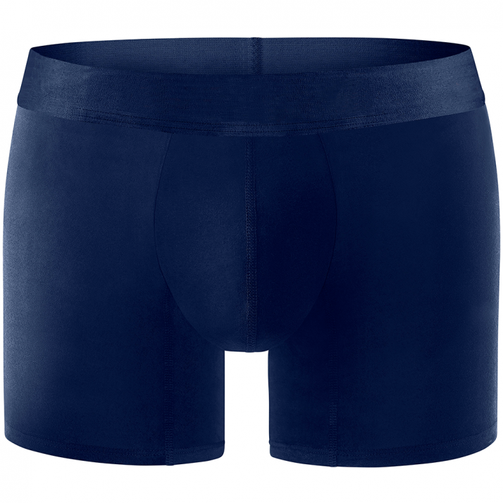 Comfyballs Cotton Long Navy No Show, The most comfortable mens underwear ever!