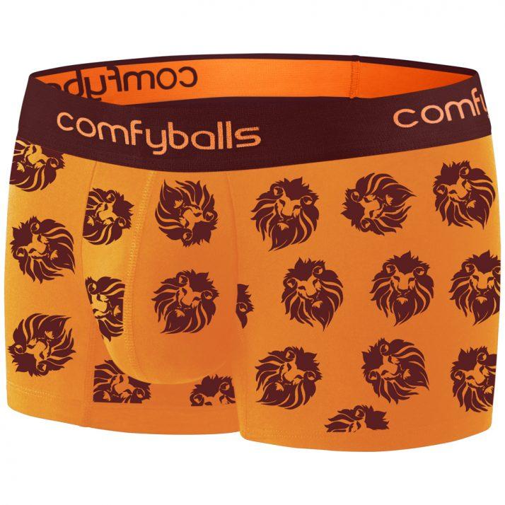 Comfyballs Cotton Regular Boxer Lion King
