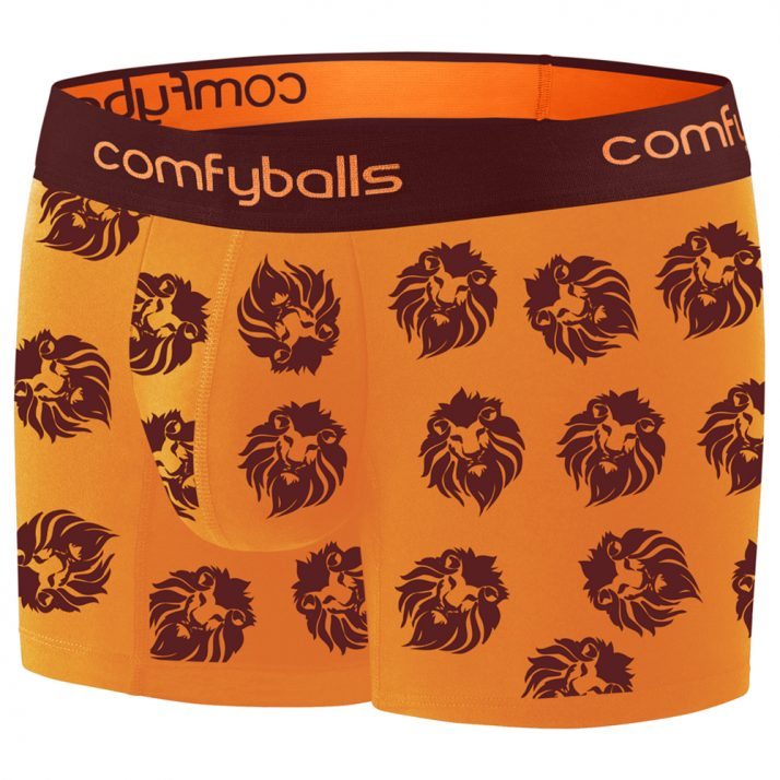 Comfyballs Cotton Long Boxer Lion King