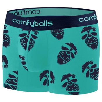 Comfyballs Cotton Long Boxer Cool Monkey